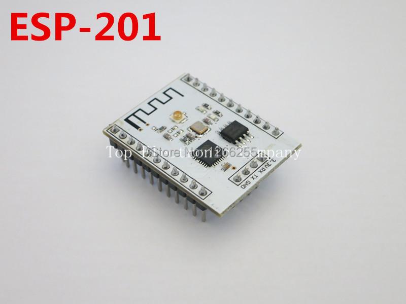 ESP8266 Serial Port WIFI Wireless Transceiver Send Receive Module IO Lead Out ESP-201(China (Mainland))