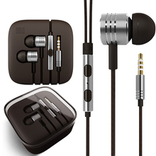 Electronic 2015 New Top Quality Earphone Headphones Headset For Xiaomi Piston with Remote Mic For All 3.5MM Mobile Phone(China (Mainland))