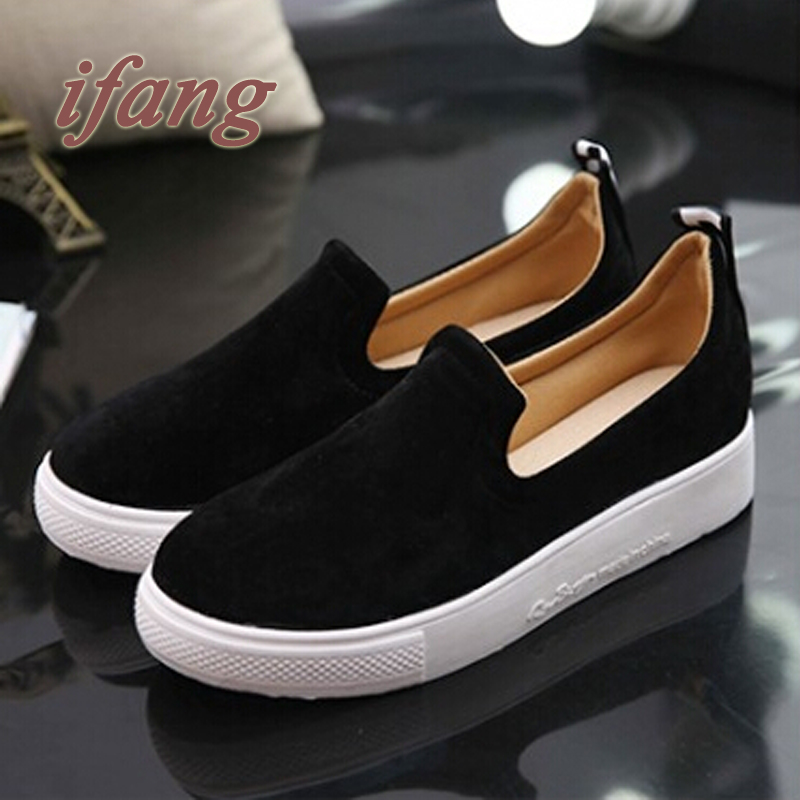 2015 Spring/Autumn A Single Shoe Woman Casual  Foot Pedal Flat Shoes Lazy Women Flats With Fashion Shoes Loafers Flats <br><br>Aliexpress