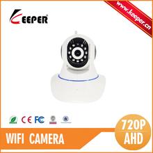 KEEPER Mini HD 720 P Умный Дом Безопасности Беспроводной Камеры Inddor IP WIFI сетевая Камера с 10 М Ночного Видения Поддержка 64 Г TF Карта