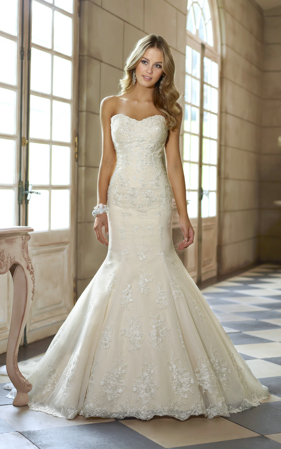 bloggers find designer budget wedding dresses