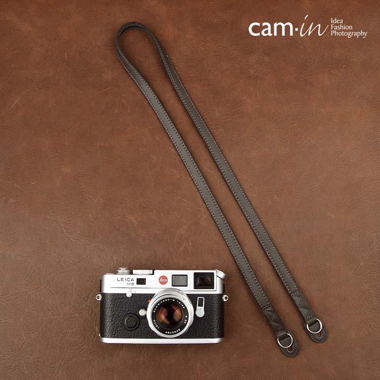 cam-in Reflex Digital Camera cam2820 Top Leather Camera Strap Shoulder Round Hole Type Quick Camera Strap Camera Dslr Sling(China (Mainland))