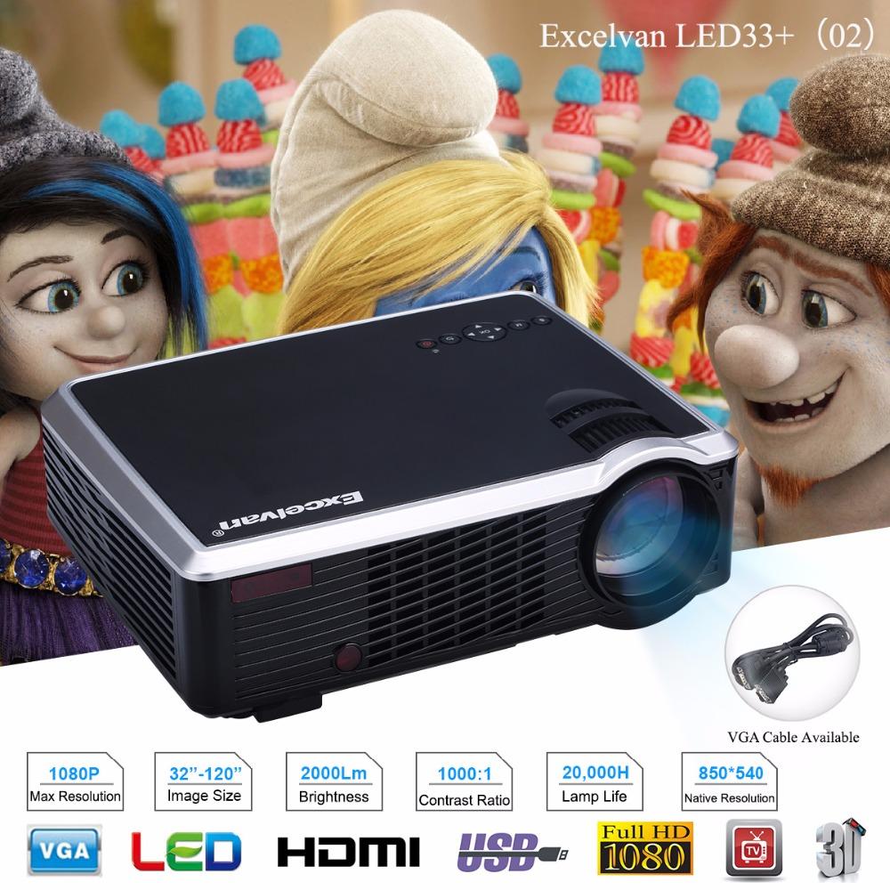 Aliexpress Com Buy Excelvan Cl720 Full Hd Home Theater: Compra Lotes Baratos De Manual Usb De China