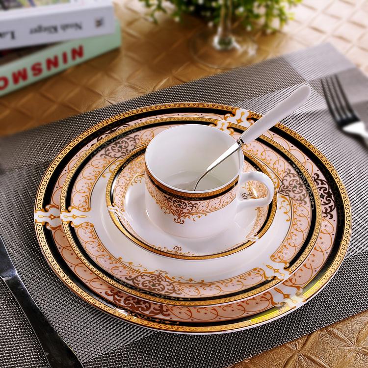 Ceramic Porcelain Bone China 8 10 Inch Dinner Plate Dish