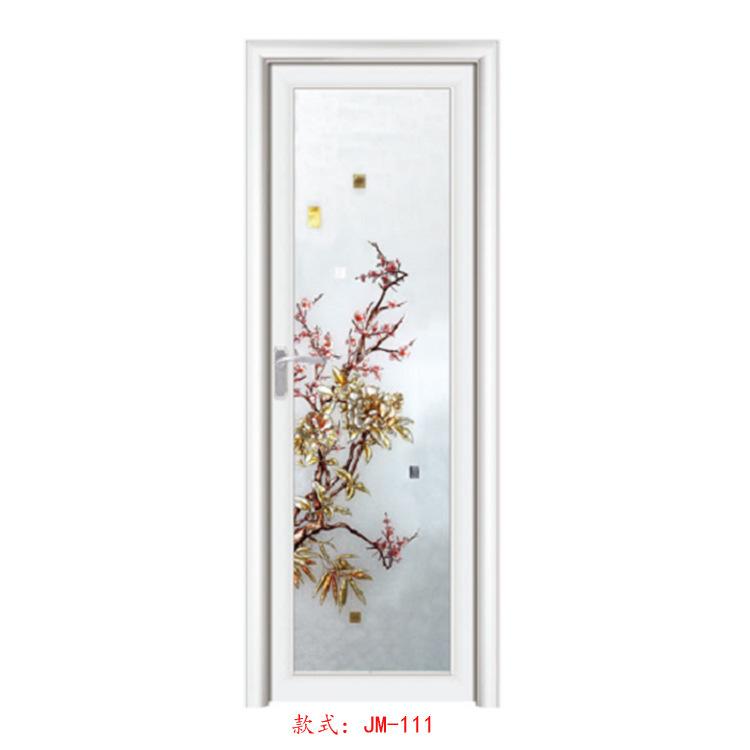 Puertas De Aluminio Para Baño Interior:baño puerta del baño interior columpio en Puertas de Mejoras para