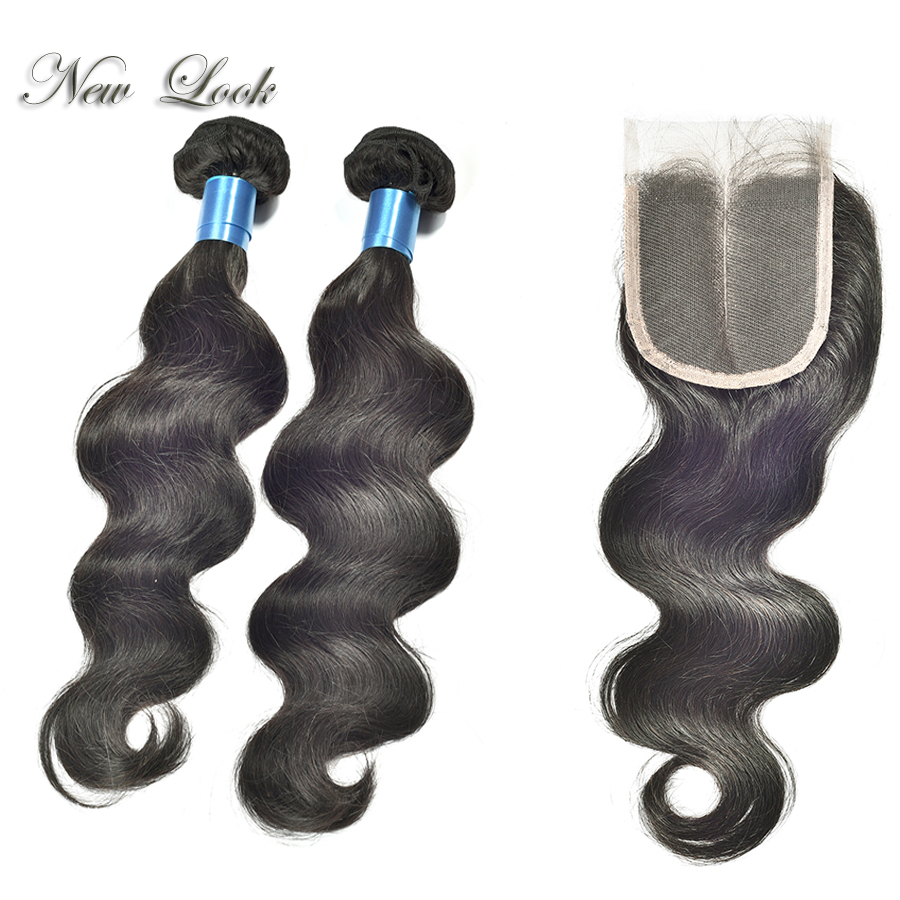cheap peerless peruvian virgin hair body wave with closure 7a 3 bundles with closure queen hair products with closure bundle <br>