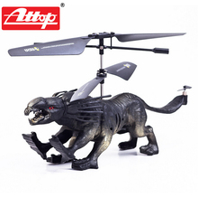 Original Attop YD715 Avatar Mythical Animals RC Airplane 3CH GYRO Remote Control Monster Plane Boy Toys Gift Box Electric Drone