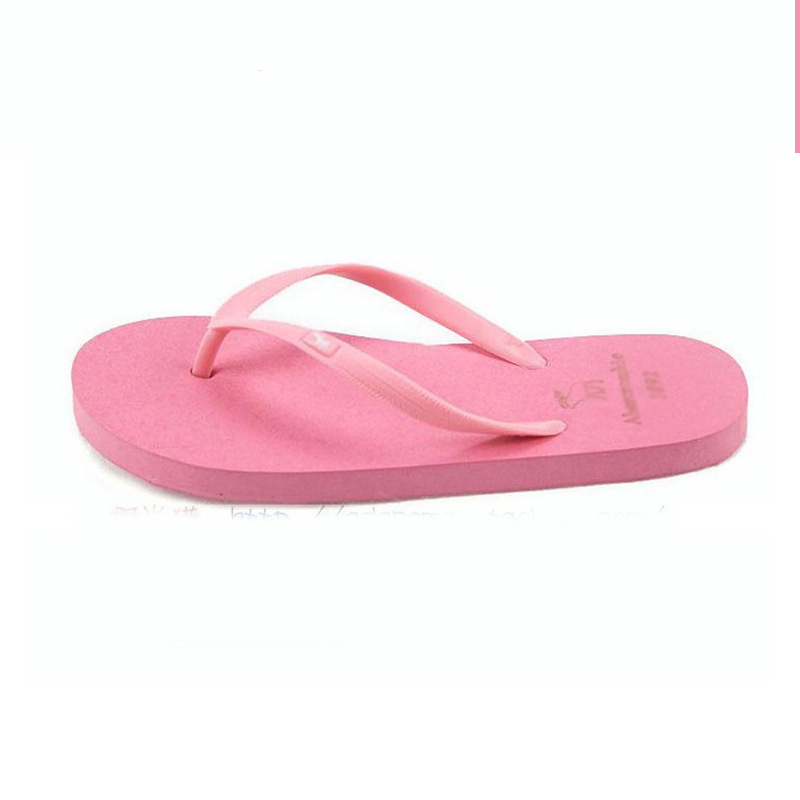New summer new fashion Soft Slippers animal prints cute candy color comfortable beach anti-skidding lovers Shoes Flip flops<br><br>Aliexpress