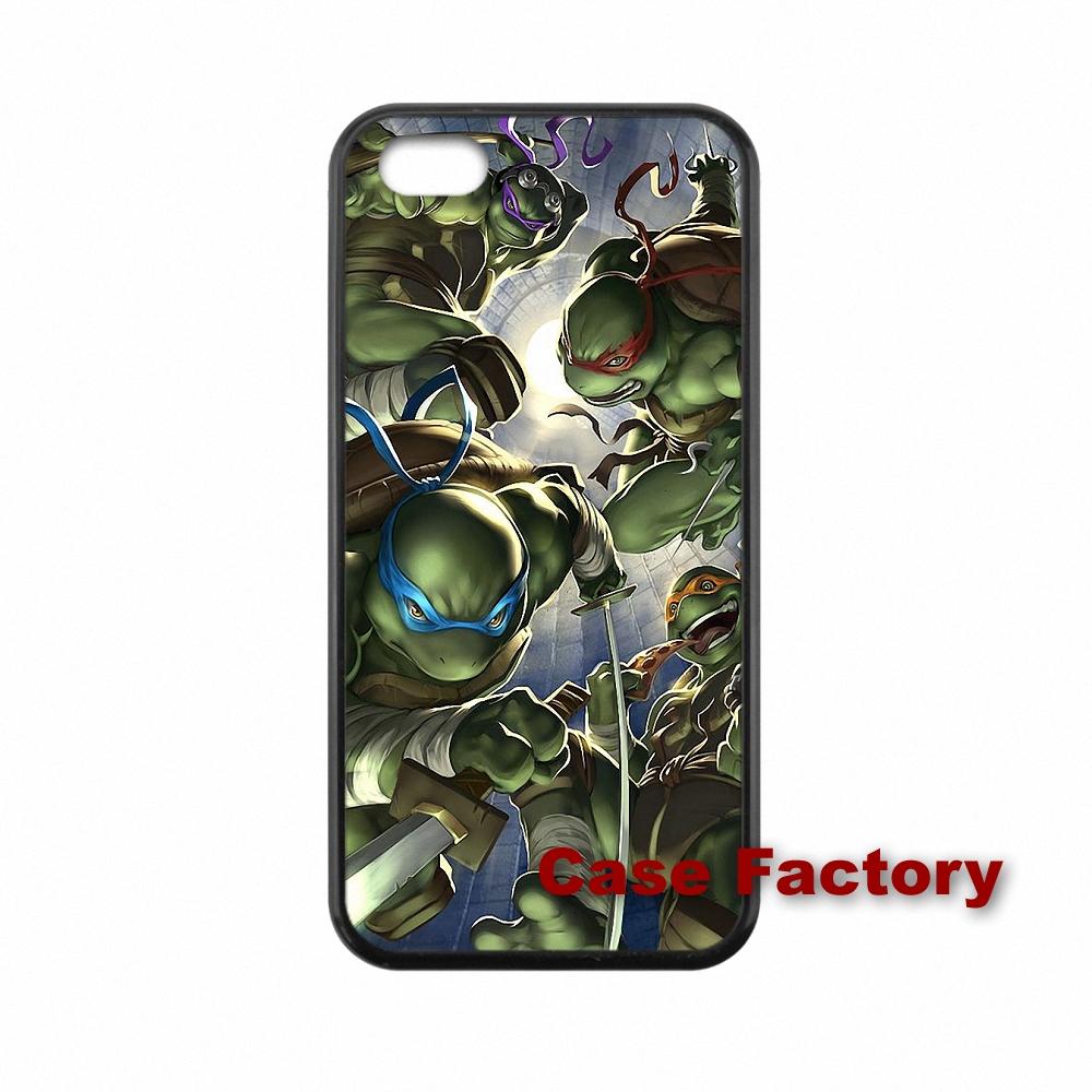 Teenage Mutant Ninja Turtles For Samsung Ace 2 3 4 A7 Alpha J1 J5 J7 S Duos A9 S7 Sony Xperia Z Z1 Z3 Z4 Z5 compact Coque(China (Mainland))