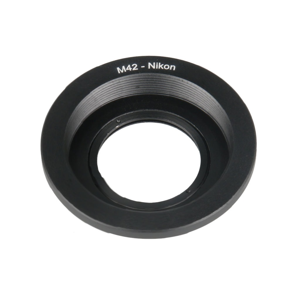 FW1S M42 Lens for Nikon AI Mount Adapter Converter Optic Focus Infinity Free Shipping<br><br>Aliexpress