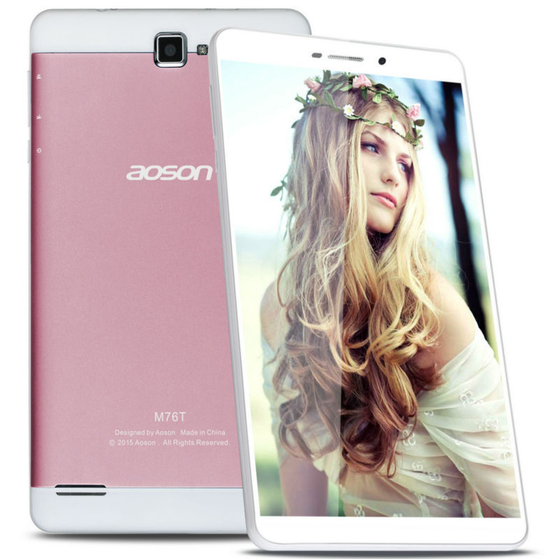 AOSON M76T Octa Core 16G tablet 7 inch IPS OGS Screen Android 4 4 Dual SIM