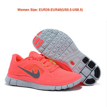 2015 BAGE Free Shipping Spring Autumn New Fashion Breathable free 5.0 men and Women RU N 5.0 3.0 3 Casual Shoes(China (Mainland))