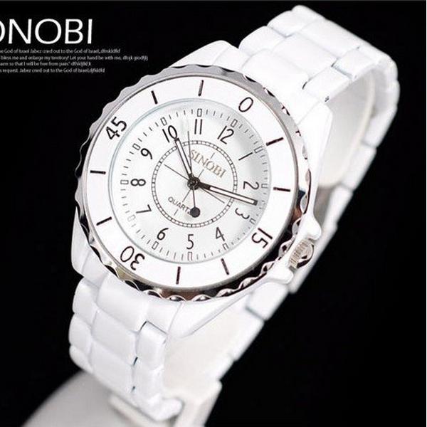 Dropship! 2012 new design cheap swiss Christmas Gift! Wholesale top brand fashion dress quartz/ Ceramic watches for women(China (Mainland))