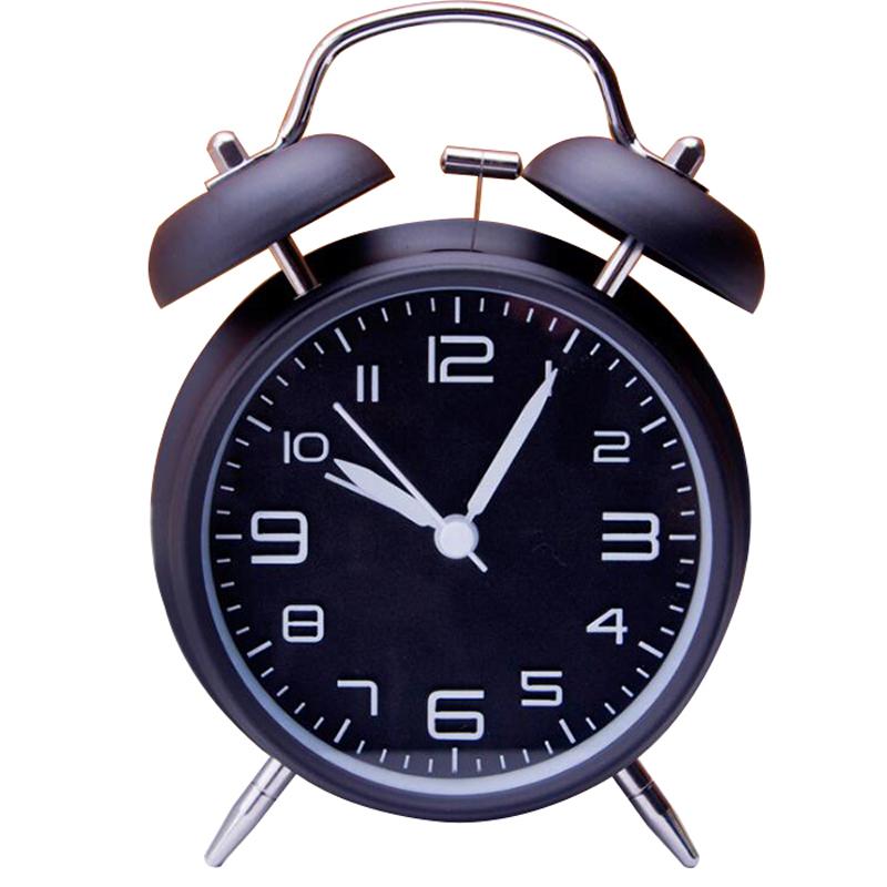 Achetez en gros twin sonnette d 39 alarme horloge en ligne des grossistes - Horloge double cadran ...