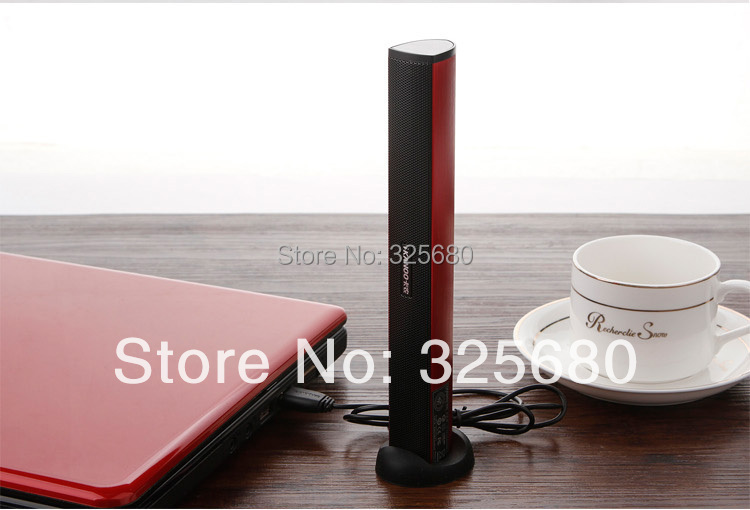 Laptop Speaker / Mini Portable Digital Speaker / USB Audio Integrated Sound Card / USB Only One Plug/ Portable/Desktop Computers(China (Mainland))