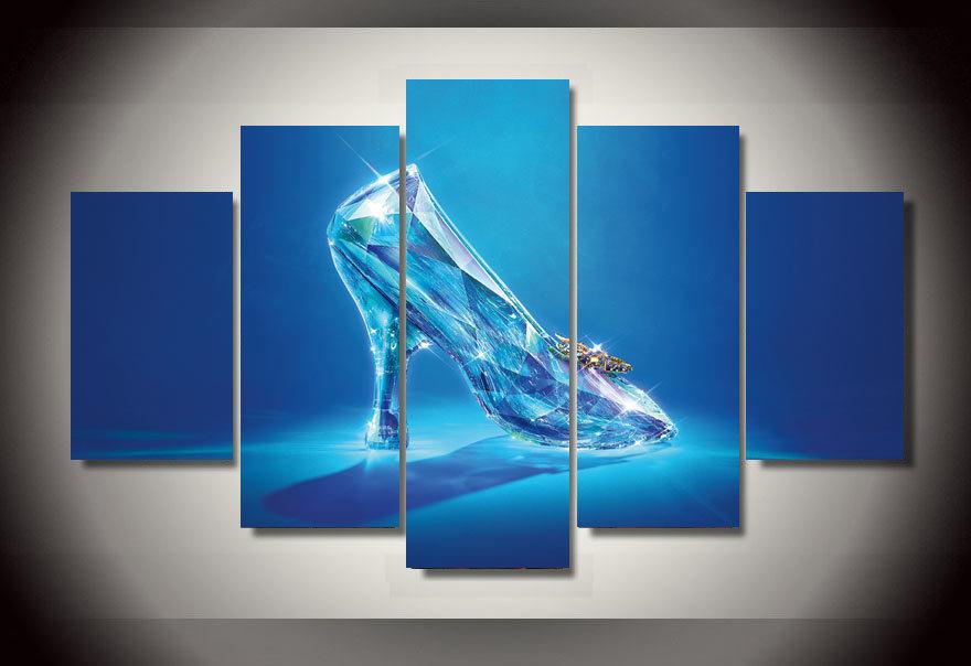 Achetez en gros chaussures images de bande dessin e en for Image encadree decoration
