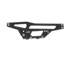 Walkera F210 Spare Part F210-Z-07 Carbon Fiber Left Side Panel For F210 Racing Drone Accessories