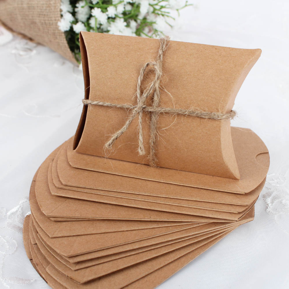 50Pcs/lot Paper Candy Box Wedding Gift for Guests Wedding Favors and Gifts Boxes for Party Favors New Year Christmas Decoration(China (Mainland))