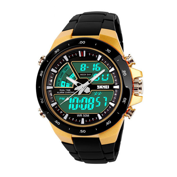 Skmei Brand Man sports watches Men Relojes LED Digit Watch Relogio Masculino Fashion Casual Quartz Army military men Wristwatch(China (Mainland))
