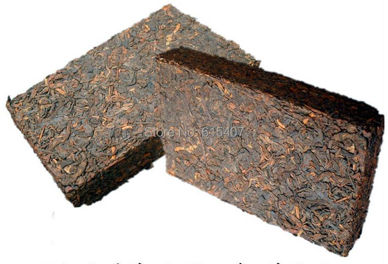 sale Free Shipping from 2002 years old pu er tea health care Puer tea weight lose pu erh decompress pu'er brick Puerh the tea(China (Mainland))