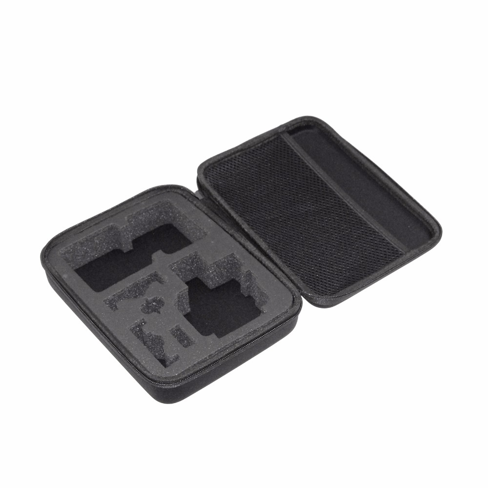 Waterproof Middle size Gopro Storage collection bag Case for Gopro Hero 2 3 3+ 4s SJCAM Xiaomi Yi Soocoo action Camera Accessori