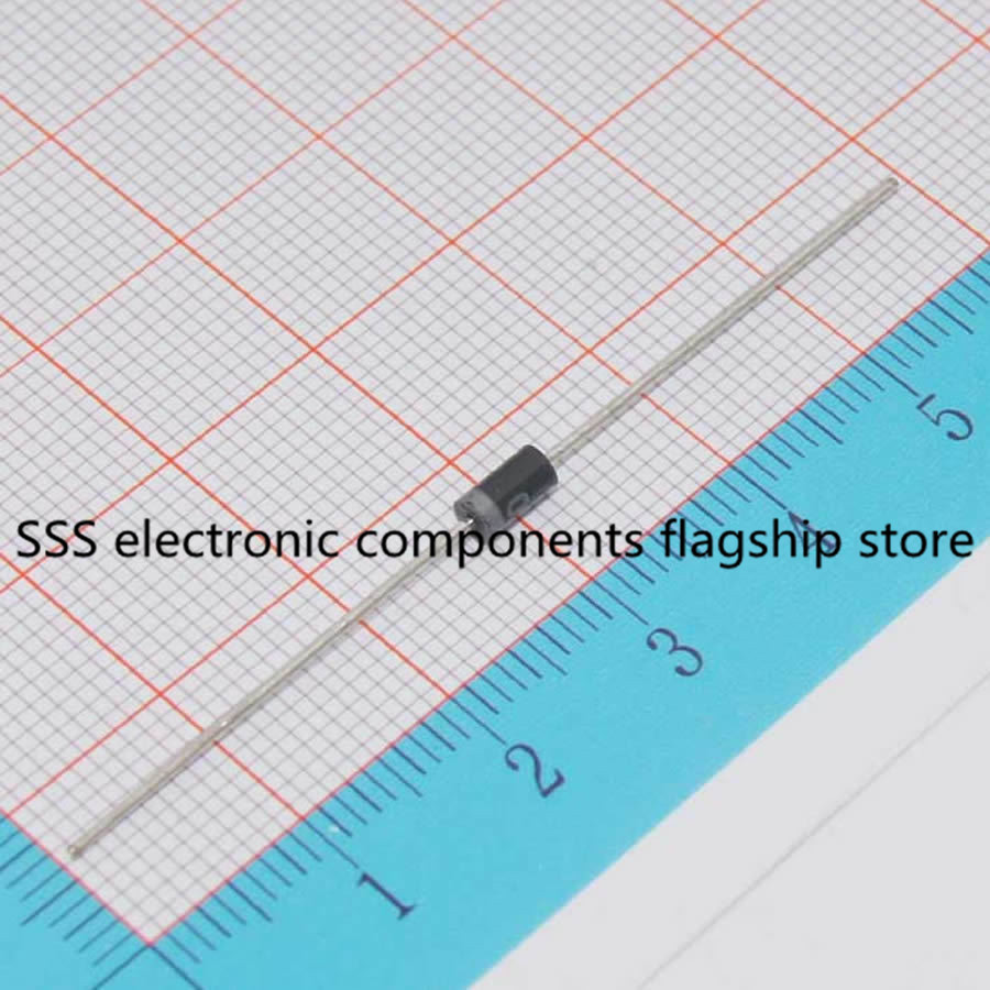 70022 100PCS IN5817 DO-41 1A 20V SCHOTTKY DIODE 1N5817(China (Mainland))