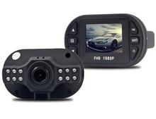 C600 1.5″ LCD Screen120-degree Wide-angle Lens FULL HD 1080P Vehicle Black Box DVR Camera Video Recorder with (Black)