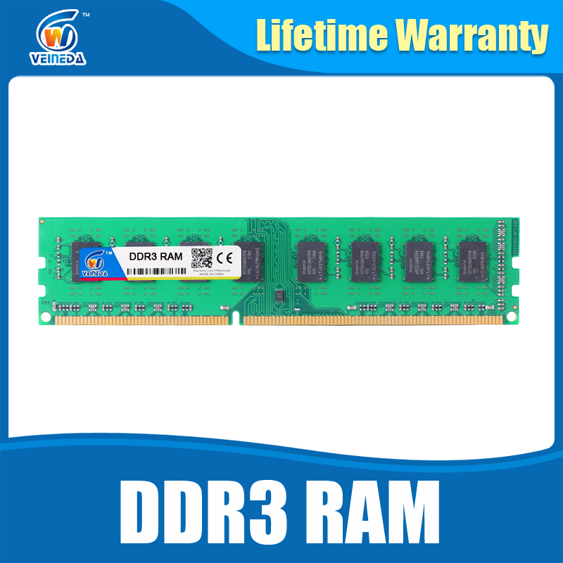 DDR3 4gb 1333 Ram ddr3 8gb 1600 PC3-12800 For All Intel And Some AMD Dimm Compatible ddr 3 Ram 2 gb Brand New Lifetime Warranty(China (Mainland))