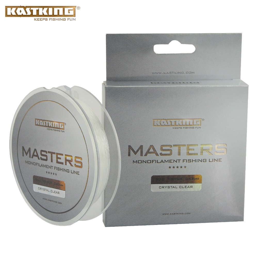 KastKing Monofilament Extreme Strong Nylon Fishing Line 274M Japan Carp Fishing Mono Line Wire Cable 4 12 20 25lb Round(China (Mainland))