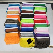10 Yard/Lot 15CM Long Polyester Tassel Fringe lace Trim Ribbon Sewing Latin Dress Stage Garment Curtain DIY Accessories(China (Mainland))