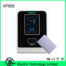 Buena calidad 3 pulgadas pantalla táctil cara del tiempo del reconocimiento de asistencia VF500(China (Mainland))
