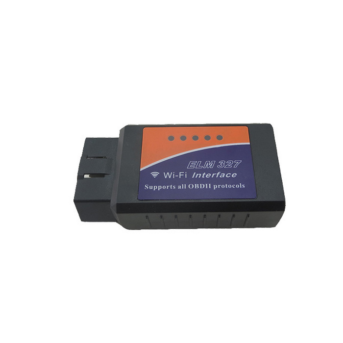 ELM 327 WIFI OBD II Dongle For Android 4.4 DVD Player. WiFi OBD Dongle For Android 4.2 Car PC Stereo Radio(China (Mainland))