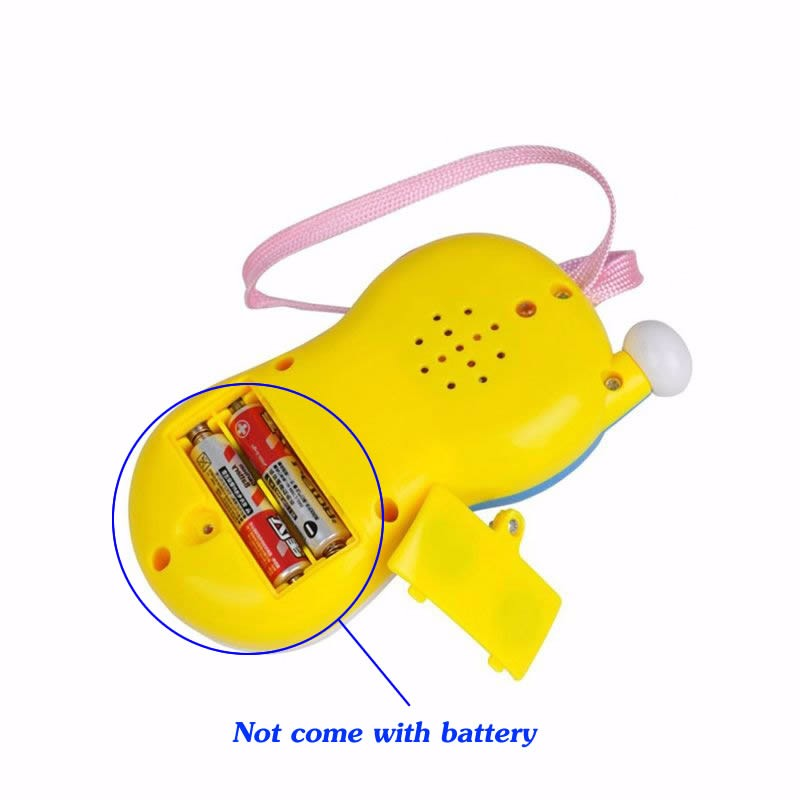 Kids Electronic Toys Early Learning Toys Child Mobile Phone Toy Child Music Toys Baby Mobile With Music TY18
