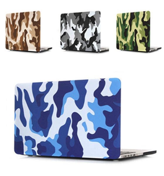 New Camouflage fatigue Soldier Army Navy Matte 11.6 &13.3 inch Laptop Case Protective Shell Cover for Macbook air 11 13 cases(China (Mainland))