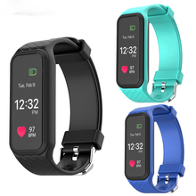Buy New L38I Smart Bracelet Full Color Screen Bluetooth 4.0 Heart Rate Pulse Monitor Smart Fitness Bracelet smartband PK mi band 2 for $29.25 in AliExpress store