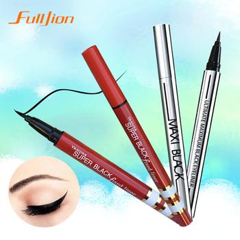 1 X NEWEST Women Ladies Extreme Black Liquid Eyeliner Waterproof Make Up Eye Liner Pencil Pen HOT Makeup Beauty Tool