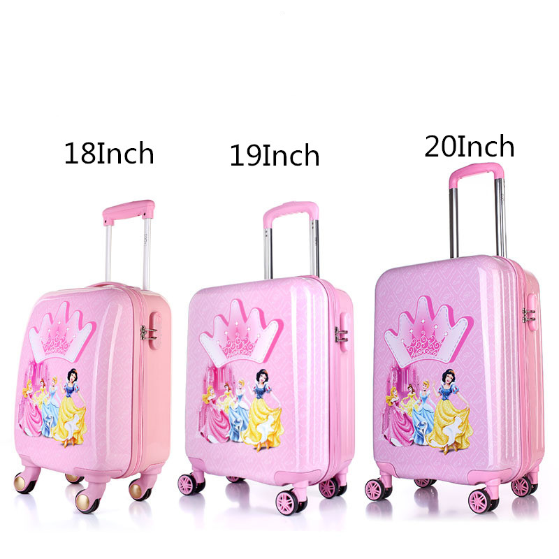 Popular Kids Suitcase Princess-Buy Cheap Kids Suitcase Princess ...