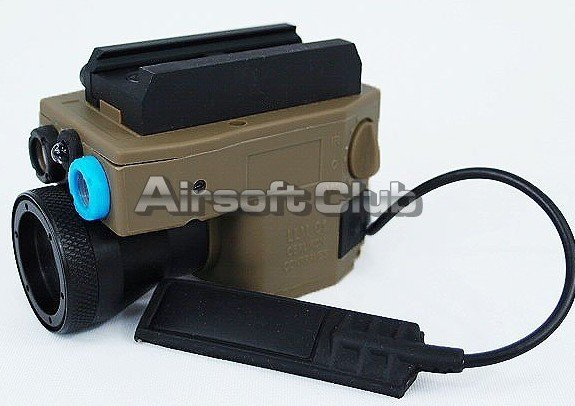 Фотография LLM01 Type Advance Multi-Function Aiming Device Tan