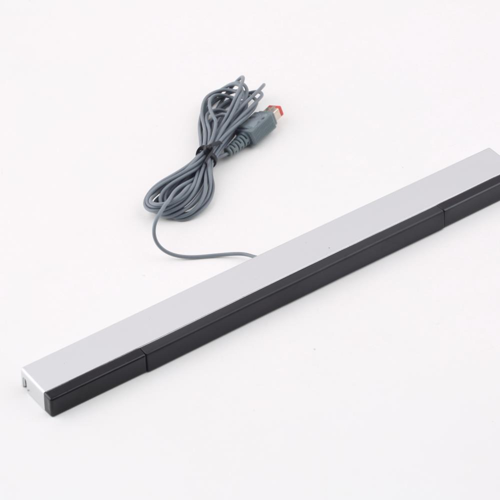 image for New Wired Infrared IR Signal Ray Sensor Bar/Receiver For Nitendo Wii R