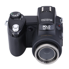 "3.0"" LTPS Screen HD Mini Camcorder Digital Camera Photos 16MP Appareil Photo Reflex 16 Times Telephoto Lens Wide Angle Lens(China (Mainland))"
