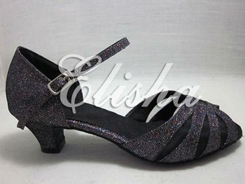 Pas cher dame salle de bal salsa chacha latin chaussures - Chaussures de danse de salon pas cher ...