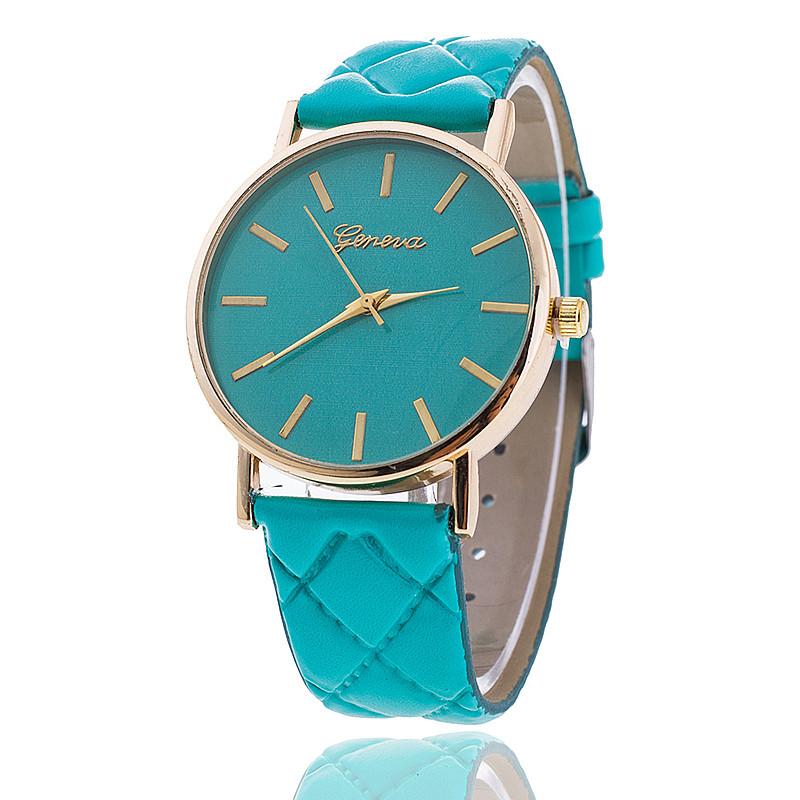 Гаджет  New Fashion Leather Strap Geneva Watches Women Dress Watches Quartz Wristwatch Watches AW-SB-1131 None Часы