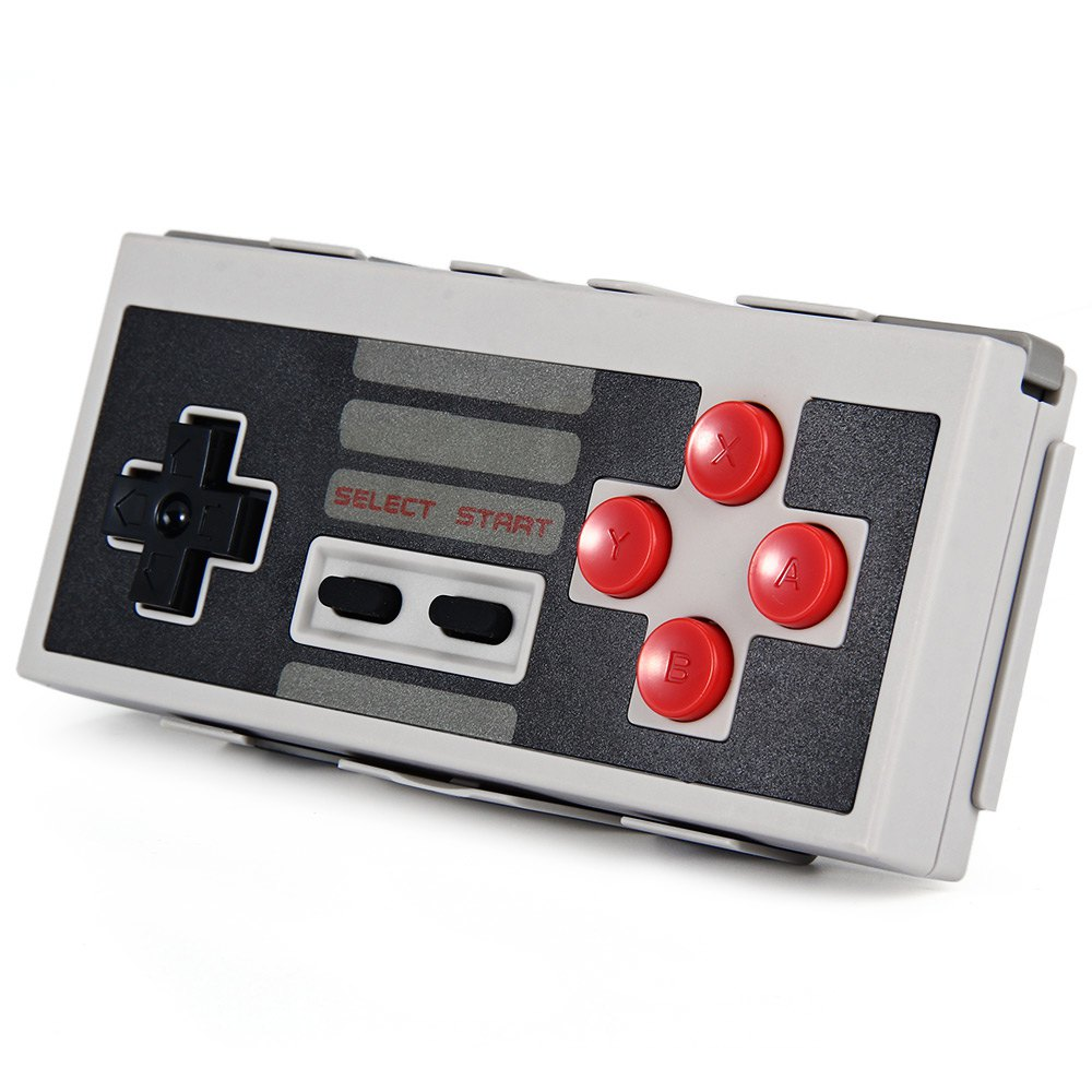 8Bitdo NES30 Wireless Bluetooth Controller Dual Classic Joystick for iOS Android Gamepad PC Mac Linux for iphone games(China (Mainland))