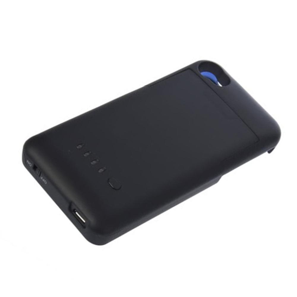 1900mAh External Backup Battery Charger Case Replacement Repair Parts Blue For iPhone 4 /4S  Wholesale