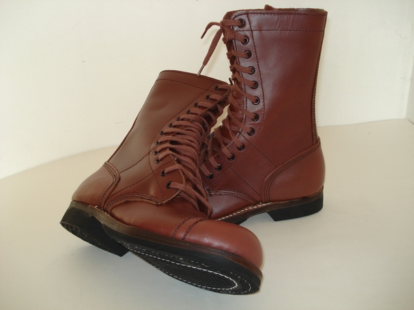 Boots first layer of leather desert boots and tactical boots brown(China (Mainland))