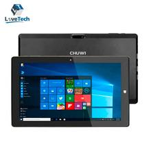 Chuwi Hi10 Cherry Trail Z8300 Quad Core 10.1 Inch Tablet 4GB RAM 64GB ROM 6600mAh Battery 2.0MP+2.0MP Windows10+Android5.1