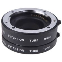 Buy Lens Macro Extension Ring Tube Adapter Sony E-mout NEX NEX-6 A7R A3000 8Q96 for $14.84 in AliExpress store