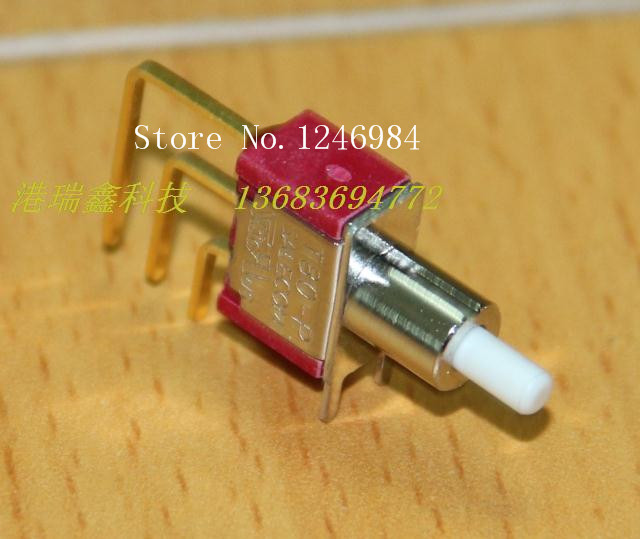 [SA]P8701-A5 single gilt 3 feet 6.35 scoliosis toggle button switch normally open and normally closed reset switch SH--50pcs/lot<br><br>Aliexpress