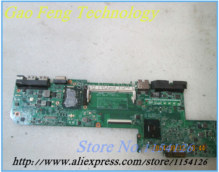 Laptop Motherboard 48.4M101.011for Dell Vostro 130 With i3-380UM CPU 48.4M101.011 1GM76 W71WT 100% tested 45days warranty(China (Mainland))