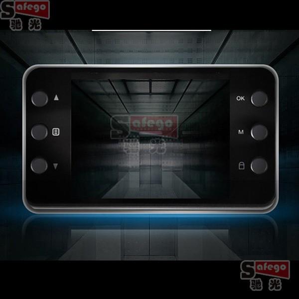 1 set Car dvrs novatek k6000 920X1080P+2.7 Full HD+G-sensor+night vision+140 wide angel car camera on sale